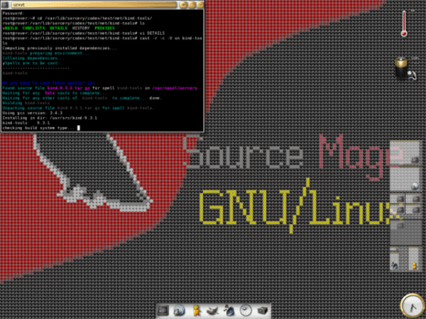 Source Mage GNU/Linux