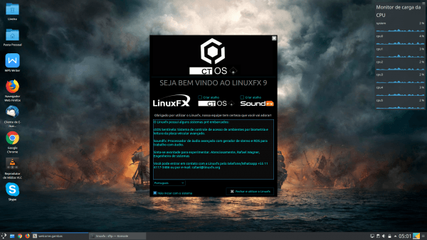 Linuxfx
