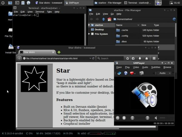 Star Linux